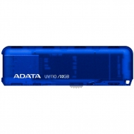 USB флеш накопитель ADATA 32GB UV110 Blue USB 2.0 (AUV110-32G-RBL)