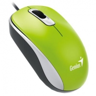 Мышка Genius DX-110 USB Green (31010116105)