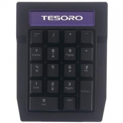 Клавиатура Tesoro Tizona Numpad red switch (TS-G2 N-P RD)