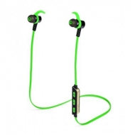 Наушники Vinga EBT050 Bluetooth Green (EBT050GR)