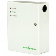Блок питания GreenVision GV-001-UPS-A-1201-3A (5456)