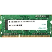 Модуль памяти для ноутбука SoDIMM DDR3L 4GB 1600 MHz Apacer (AS04GFA60CATBGJ)