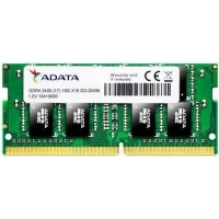 Модуль памяти для ноутбука SoDIMM DDR4 4GB 2400 MHz A-DATA (AD4S2400J4G17-S)