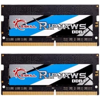 Модуль памяти для ноутбука SoDIMM DDR4 16GB (2x8GB) 3000 MHz Ripjaws V A-DATA (F4-3000C16D-16GRS)