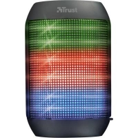 Акустическая система Trust Ziva Wireless Bluetooth Speaker with party lights (21967)