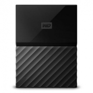 "Внешний жесткий диск 2.5"" 1TB My Passport for Mac Western Digital (WDBFKF0010BBK-WESN)"