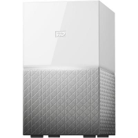 "NAS 3.5"" 12TB My Cloud Home Duo Western Digital (WDBMUT0120JWT-EESN)"
