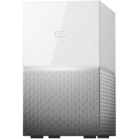 "NAS 3.5"" 6TB My Cloud Home Duo Western Digital (WDBMUT0060JWT-EESN)"