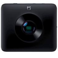 Экшн-камера Xiaomi Mijia 360° Panoramic Camera Black (ZRM4030GL)