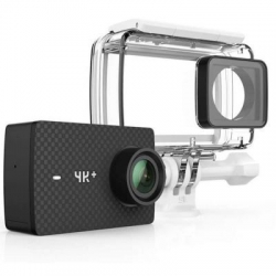 Экшн-камера Xiaomi YI 4K+ Action Camera Waterproof Kit Black Int.Version (YI-91107)