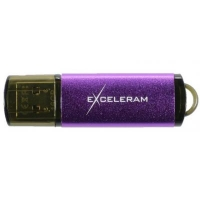 USB флеш накопитель eXceleram 128GB A5M MLC Series Purple USB 3.0 (EXA5MU3PU128)