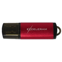 USB флеш накопитель eXceleram 128GB A5M MLC Series Red USB 3.0 (EXA5MU3RE128)