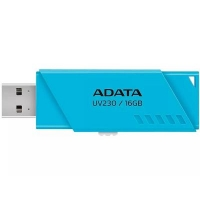 USB флеш накопитель A-DATA 16GB UV230 Blue USB 2.0 (AUV230-16G-RBL)