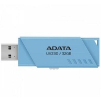 USB флеш накопитель A-DATA 32GB UV230 Blue USB 2.0 (AUV230-32G-RBL)