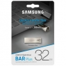 USB флеш накопитель Samsung 32GB Bar Plus Silver USB 3.1 (MUF-32BE3/APC)