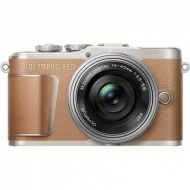 Цифровой фотоаппарат OLYMPUS E-PL9 14-42 mm Pancake Zoom Kit brown/silver (V205092NE000)