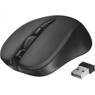 Мышка Trust Mydo Silent wireless mouse black (21869)