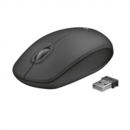 Мышка Trust Ziva wireless optical mouse black (21948)