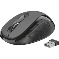 Мышка Trust Ziva wireless optical mouse black (21949)