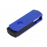 USB флеш накопитель eXceleram 64GB P2 Series Blue/Black USB 3.1 Gen 1 (EXP2U3BLB64)