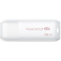 USB флеш накопитель Team 8GB C173 White USB 2.0 (TC1738GW01)