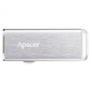 USB флеш накопитель Apacer 16GB AH33A Silver USB 2.0 (AP16GAH33AS-1)