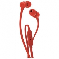 Наушники JBL T110 Red (T110RED)