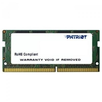 Модуль памяти для ноутбука SoDIMM DDR4 16GB 2400 MHz Patriot (PSD416G24002S)