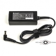 Блок питания PowerPlant for monitor LG 220V, 19V 25W 1.3A (6.5*4.4) with pin (LG25F6544)