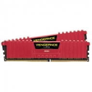 Модуль памяти для компьютера DDR4 32GB (2x16GB) 3000 MHz Vengeance LPX Red CORSAIR (CMK32GX4M2B3000C15R)