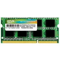 Модуль памяти для ноутбука SoDIMM DDR3 2GB 1600 MHz Silicon Power (SP002GLSTU160V02)