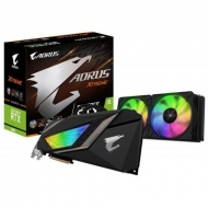 Видеокарта GIGABYTE GeForce RTX2080 8192Mb AORUS XTREME WATERFORCE (GV-N2080AORUSX W-8GC)
