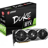 Видеокарта MSI GeForce RTX2070 8192Mb DUKE OC (RTX 2070 DUKE 8G OC)