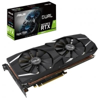 Видеокарта ASUS GeForce RTX2080 Ti 11Gb DUAL ADVANCED (DUAL-RTX2080TI-A11G)