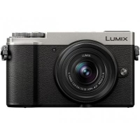 Цифровой фотоаппарат PANASONIC DMC-GX9 Kit 12-32mm silver (DC-GX9KEE-S)