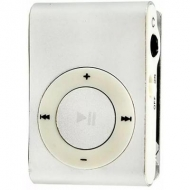 mp3 плеер TOTO Without display&Earphone Mp3 Silver (TPS-03-Silver)