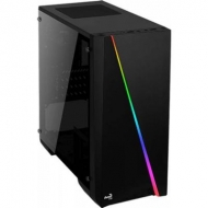 Корпус AeroCool PGS CYLON MINI BG(Black) (PGS CYLON MINI BG)