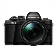 Цифровой фотоаппарат OLYMPUS E-M10 mark III 14-150 II Kit black/black (V207070BE010)