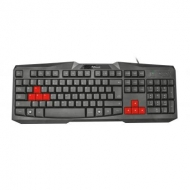 Клавиатура Trust Ziva gaming keyboard RU (22115)