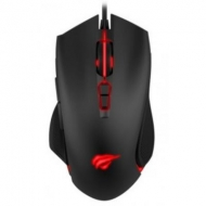 Мышка Havit HV-MS840 Gaming USB Black (HV-MS840 Black)