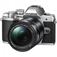 Цифровой фотоаппарат OLYMPUS E-M10 mark III 14-150 II Kit silver/black (V207070SE010)