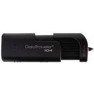 USB флеш накопитель Kingston 64GB DataTraveller 104 USB 2.0 (DT104/64GB)