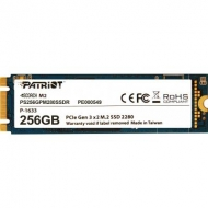 Накопитель SSD M.2 2280 256GB Patriot (PS256GPM280SSDR)