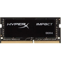Модуль памяти для ноутбука SoDIMM DDR4 16GB 2933 MHz HyperX Impact Kingston (HX429S17IB/16)