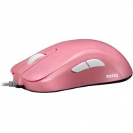 Мышка Zowie DIV INA S1 Pink-White (9H.N1KBB.A61)