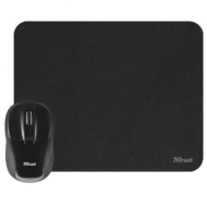 Мышка Trust Primo Wireless Mouse with mouse pad - black (21979)