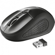 Мышка Trust Primo Silent Wireless Black (23033)