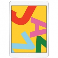 "Планшет Apple A2198 iPad 10.2"" Wi-Fi + 4G 128GB Silver (MW6F2RK/A)"