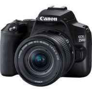 Цифровой фотоаппарат Canon EOS 250D kit 18-55 IS STM Black (3454C007)