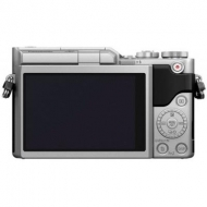 Цифровой фотоаппарат PANASONIC DC-GX880 Kit 12-32mm Silver (DC-GX880KEES)
